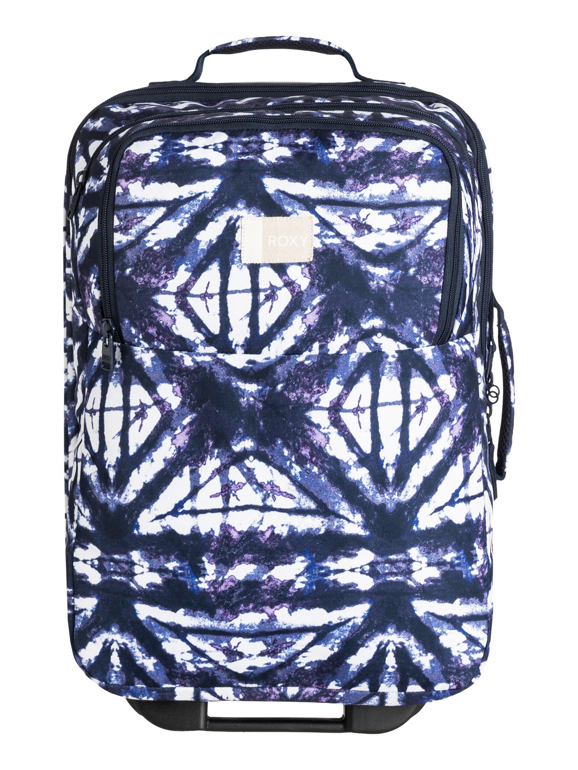 Roxy Handgepäck-Trolley »Wheelie« | Taschen > Koffer & Trolleys > Trolleys | Print | Roxy