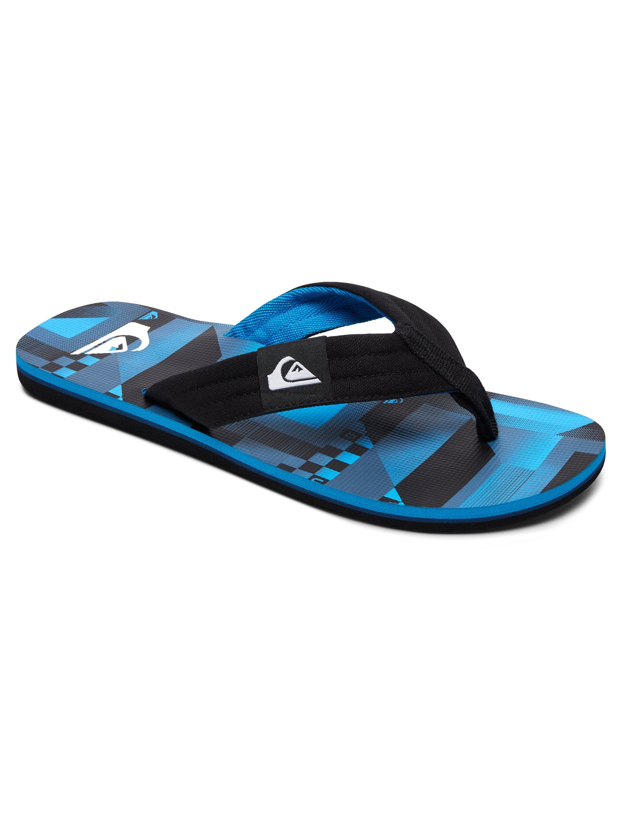 Quiksilver Zehentrenner Molokai Layback kaufen  Black#ft5_slash#blue#ft5_slash#black