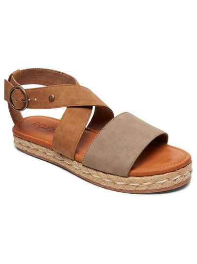 Roxy Raysa Sandals Women brown Damen dg0CxilT