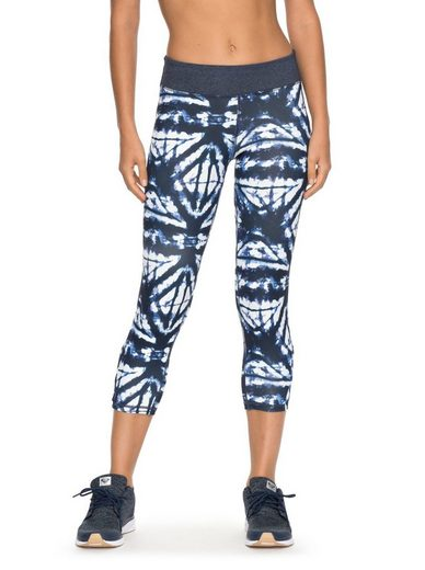 Roxy Funktionelle Capris Natural Twist