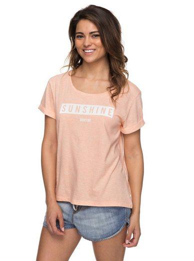 Roxy T-Shirt Wild Alcyons D