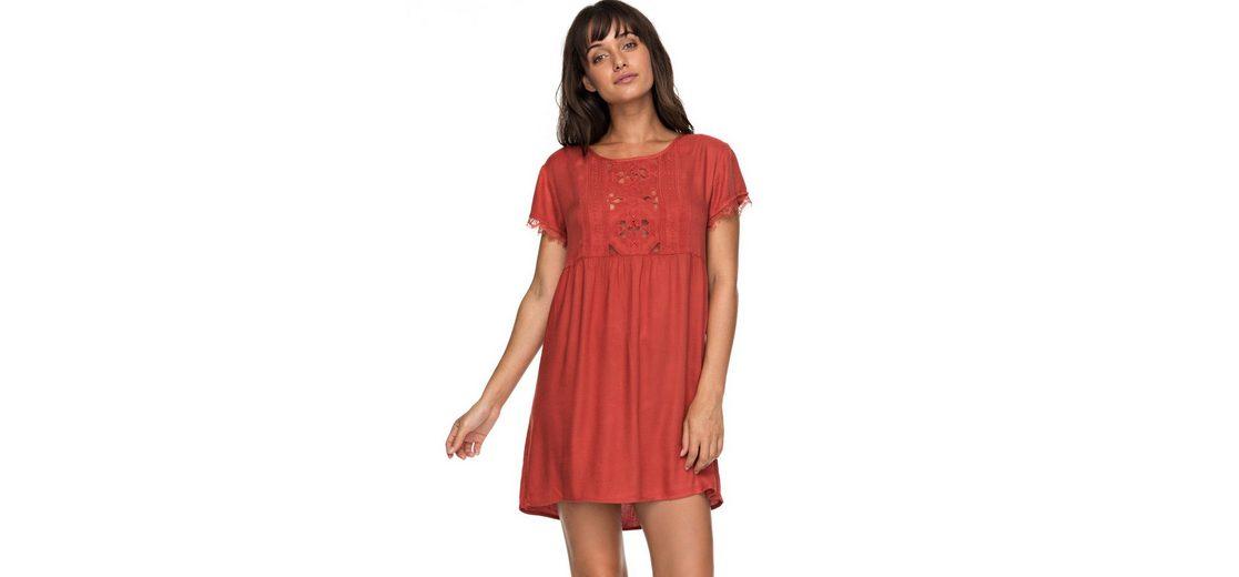 Zu Verkaufen Roxy Kurzarm-Kleid Dark To Light Nicekicks Günstigen Preis Spielraum Store Günstiger Preis QrqUa0hA0M