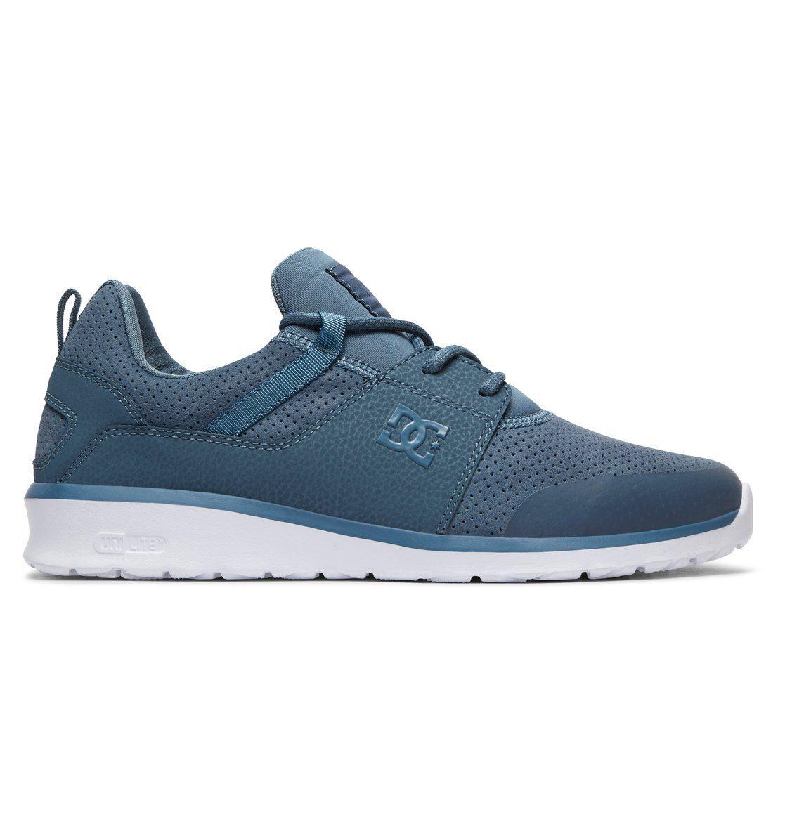 DC Shoes Schuhe Heathrow Prestige online kaufen  Blue ashes#ft5_slash#white