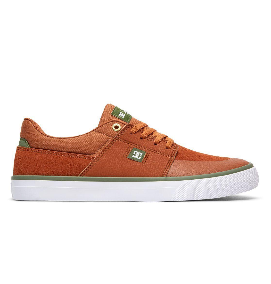 DC Shoes Schuhe Wes Kremer online kaufen  Brown#ft5_slash#brown#ft5_slash#green