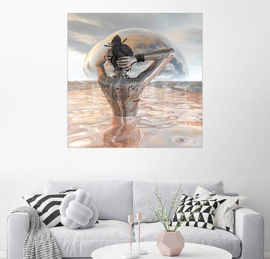 Posterlounge Wandbild - diuno »Energiequelle II«