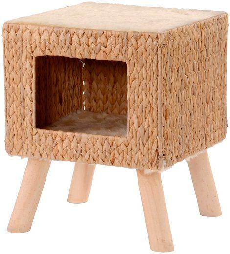 SILVIO DESIGN Hundehöhle und Katzenhöhle »Shani«, BxLxH: 38x38x45 cm