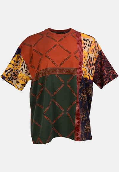 CARLO COLUCCI Kurzarmshirt »Caprio«