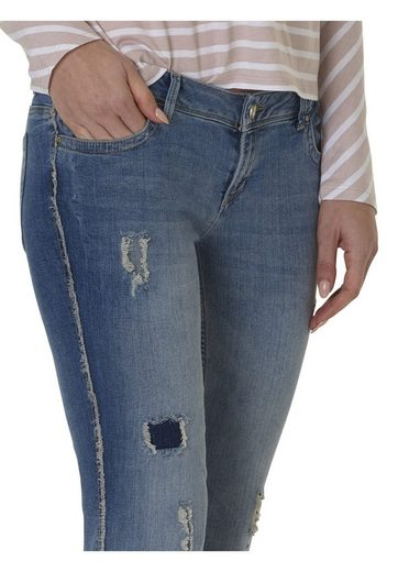 Betty & Co Pants Easily Washed With Small Holes