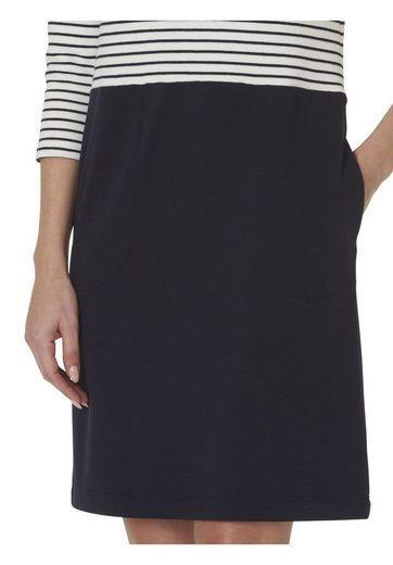 Betty&Co Kleid gestreiftes Kleid mit Rock