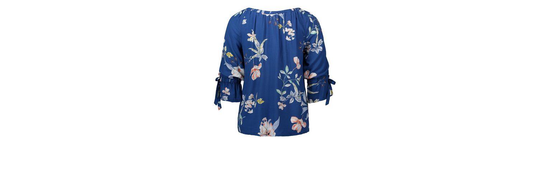 Betty&Co Bluse mit tollen Schleifenapplikationen am Arm Empfehlen Billig Großer Verkauf Verkauf Zum Verkauf Billige Truhe Bilder Billig Ausverkauf Store CDZNd