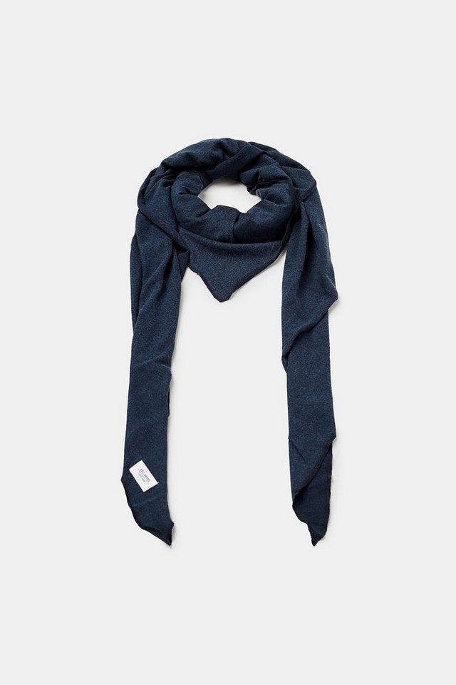 EDC BY ESPRIT Triangel-Schal aus Jersey - Preisvergleich