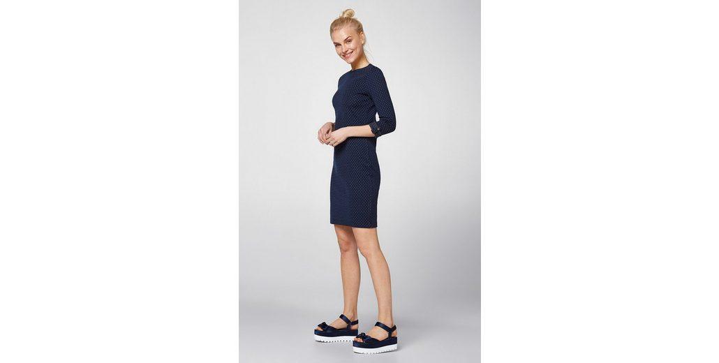 EDC BY ESPRIT Kleid aus Doubleface-Jersey Outlet Beliebt Günstig Kaufen Spielraum Store Verkaufsshop Spielraum Beliebt LunzD