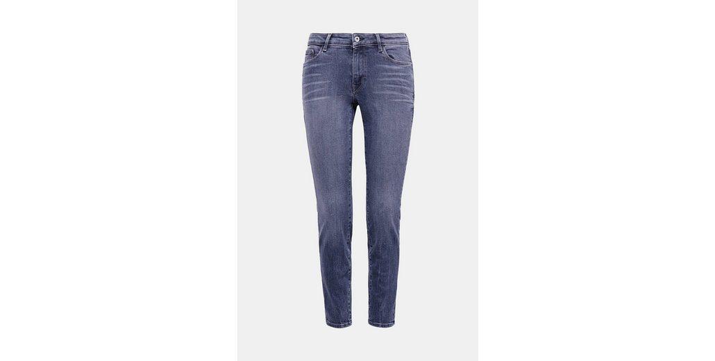 Heißen Verkauf Günstiger Preis EDC BY ESPRIT Stretch-Jeans in lässigem Grauton Freie Versandrabatte Niedrige Versand Online Verkauf In Deutschland Billig 8vCjVAOa