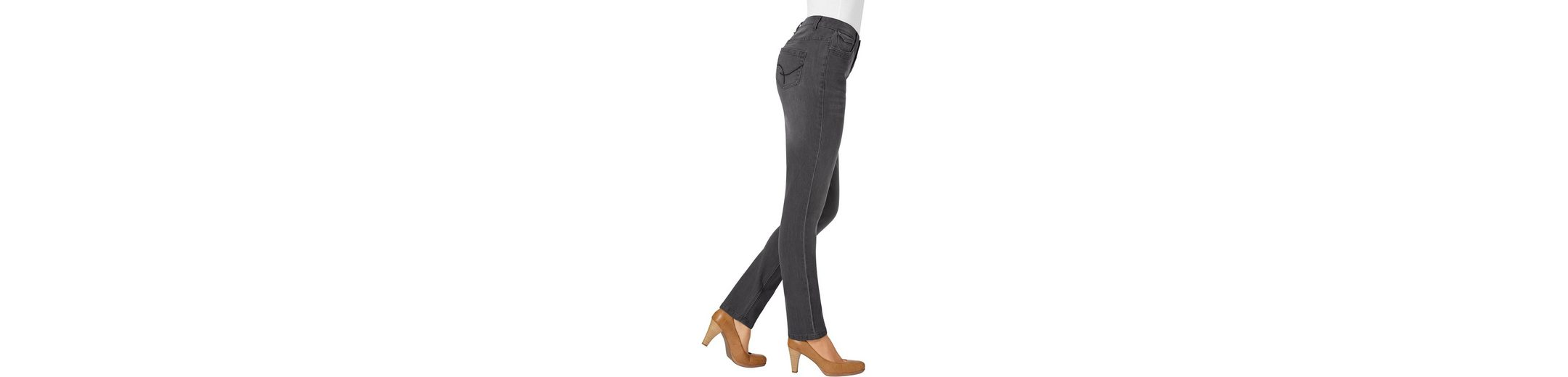 Neueste Online-Verkauf Günstig Kaufen Bestellen Classic Inspirationen Jeans in angesagter Used-Look-Waschung Günstig Kaufen Sehr Billig 416KV