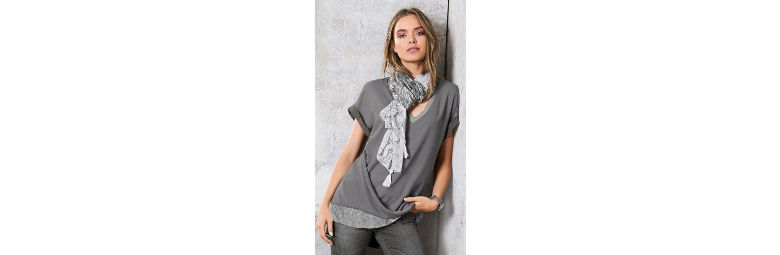 Neue Preiswerte Online Classic Inspirationen Shirt in modisch weiter Form Bekommen Günstigen Preis Zu Kaufen y5ao5