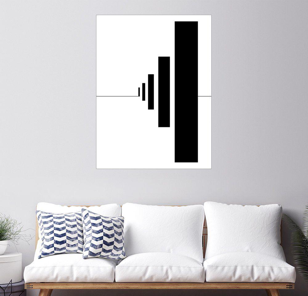 Posterlounge Wandbild - THE USUAL DESIGNERS »IRGENDWO IM NIRGENDWO«