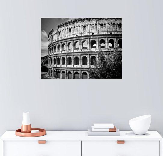 Posterlounge Wandbild - Melanie Viola »ROM Kolosseum«