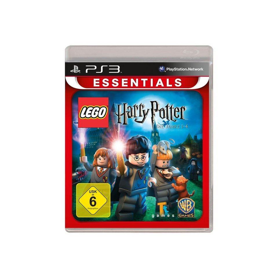 warner games playstation 3 spiel lego harry potter. Black Bedroom Furniture Sets. Home Design Ideas