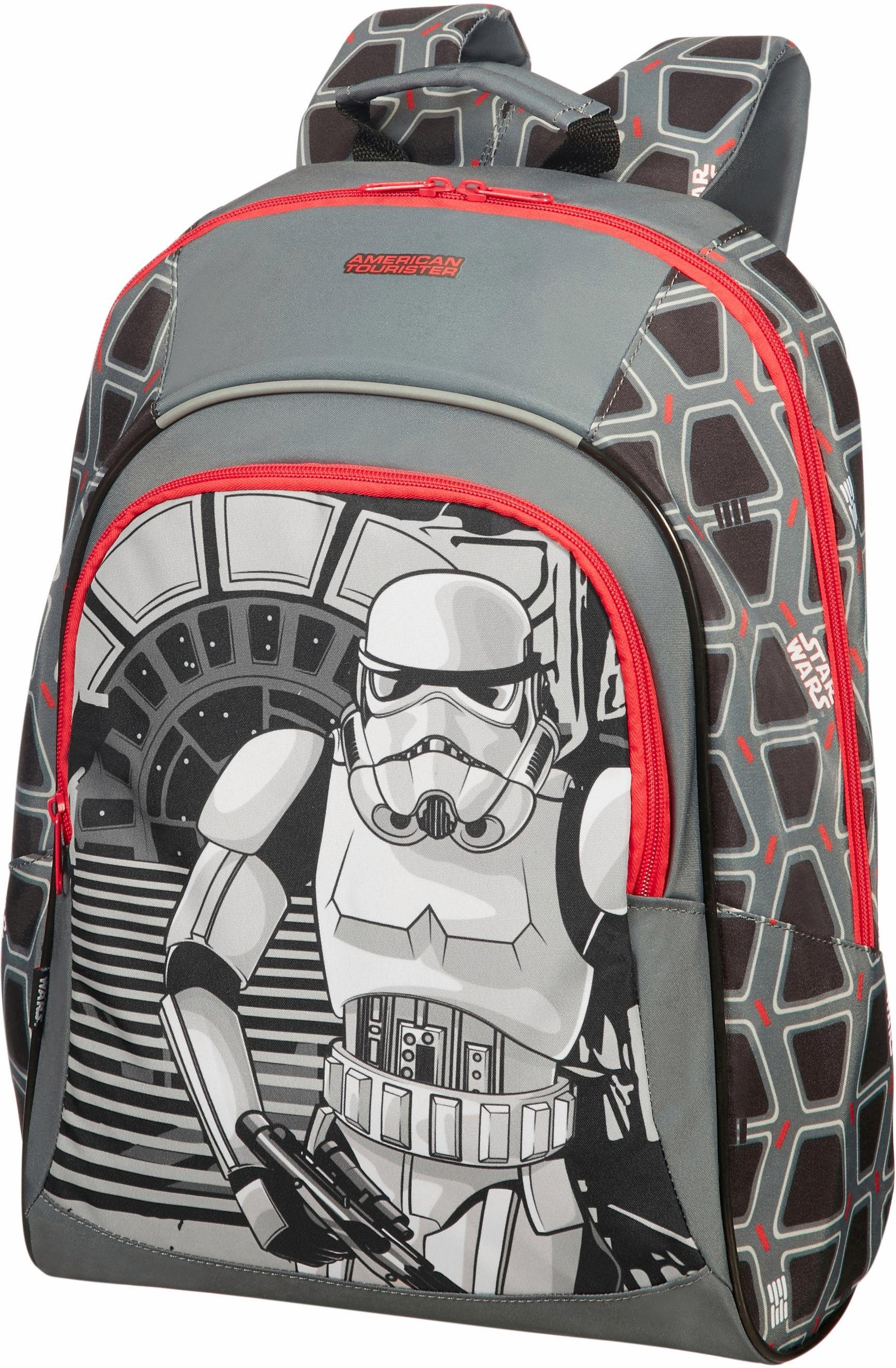 American Tourister Rucksack, »New Wonder Disney Star Wars™ Stormtrooper, M«