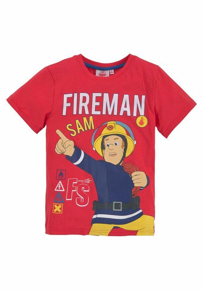 feuerwehrmann sam t shirt