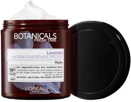 BOTANICALS Haarmaske »Lavendel Hydratisierende Pflege«