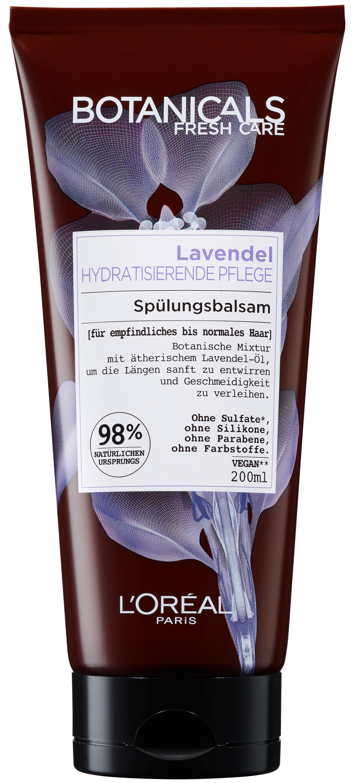 BOTANICALS Haarspülung »Lavendel Hydratisierende Pflege«