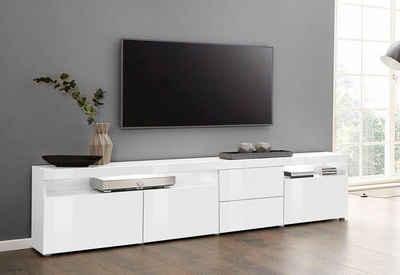 Lowboard Schwebend tv lowboard tv bank kaufen otto