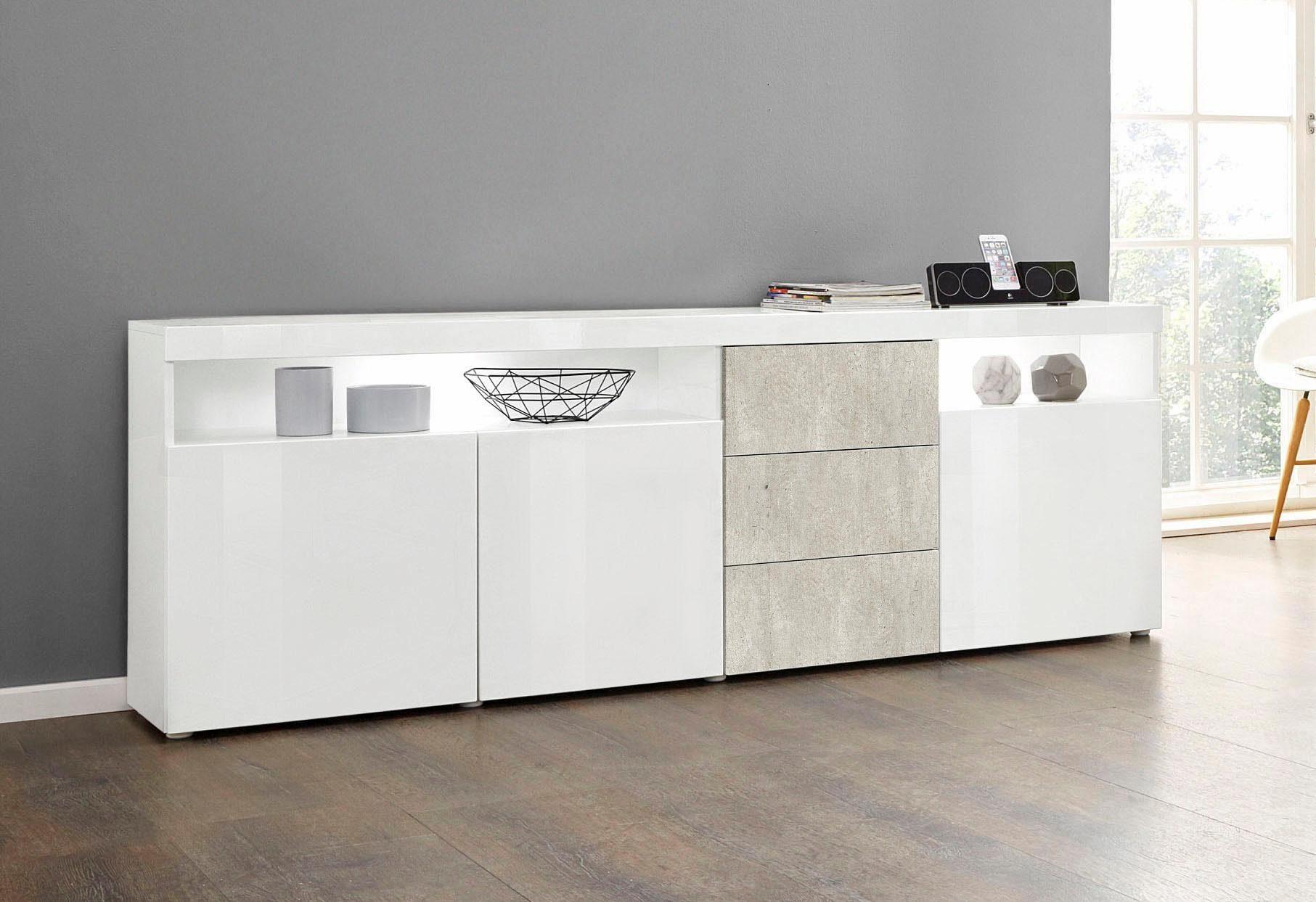 Sideboard Domo Design : Borchardt möbel sideboard kapstadt« breite cm mit