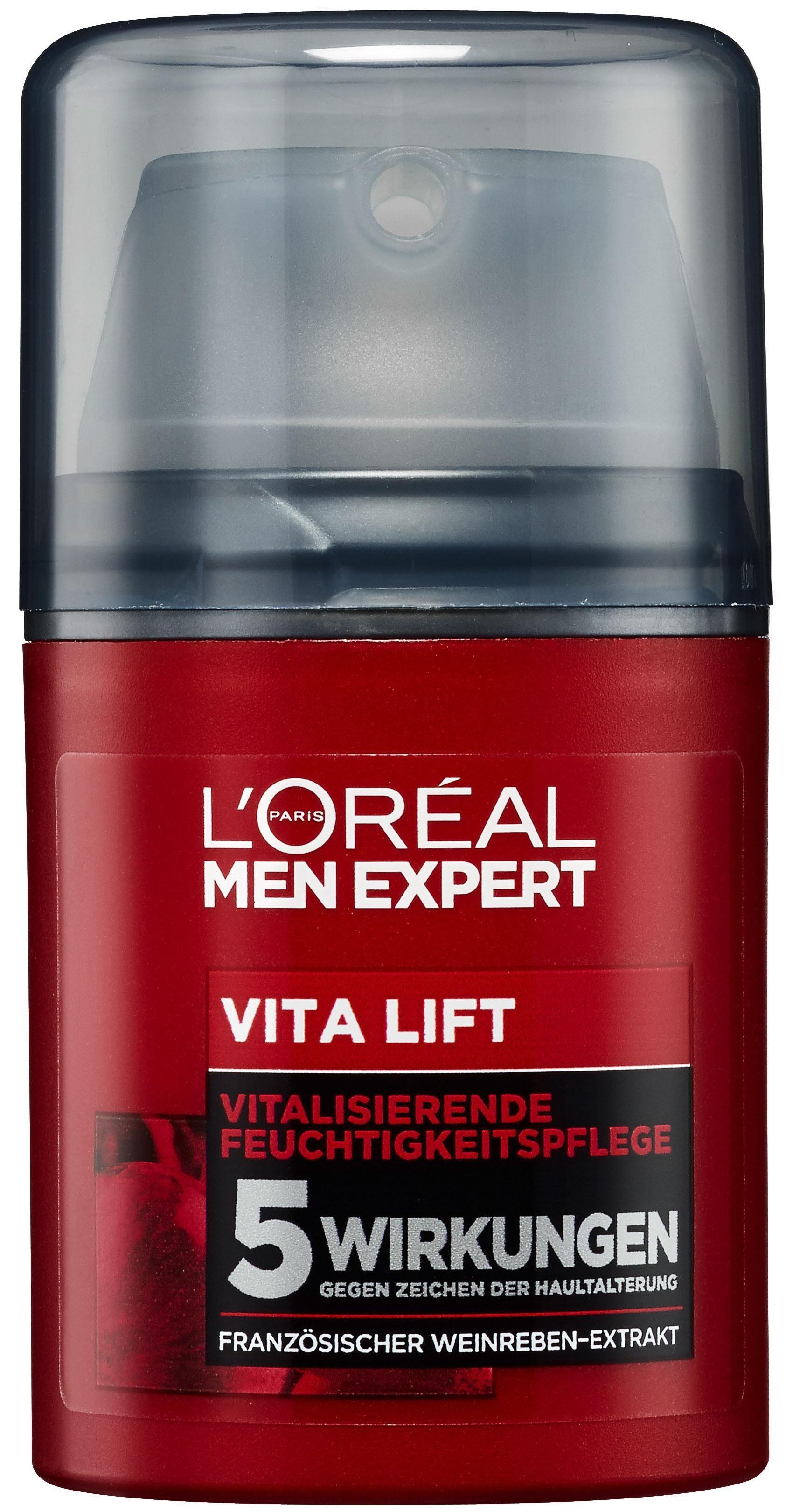 L'Oréal Paris, »Vita Lift 5 Feuchtigkeitspflege«, Männerpflege