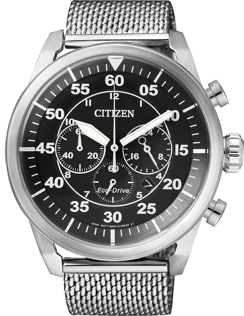 Citizen Chronograph »CA4210-59E«