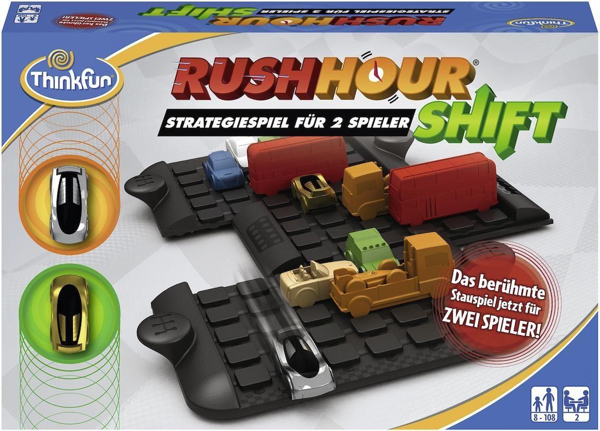 Thinkfun® Logikspiel, »Rush Hour® Shift«