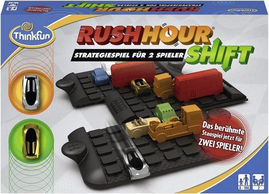 Thinkfun® Spiel, »Rush Hour® Shift«