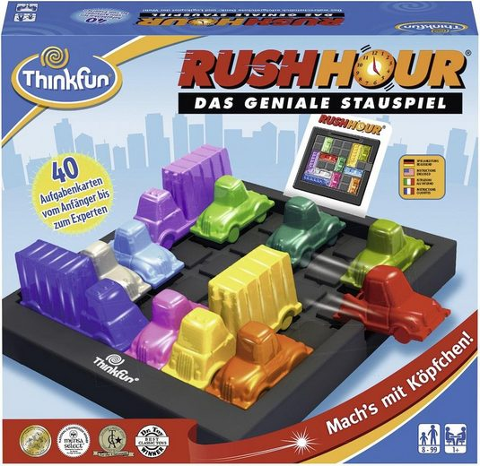 Thinkfun® Spiel, »Rush Hour®«