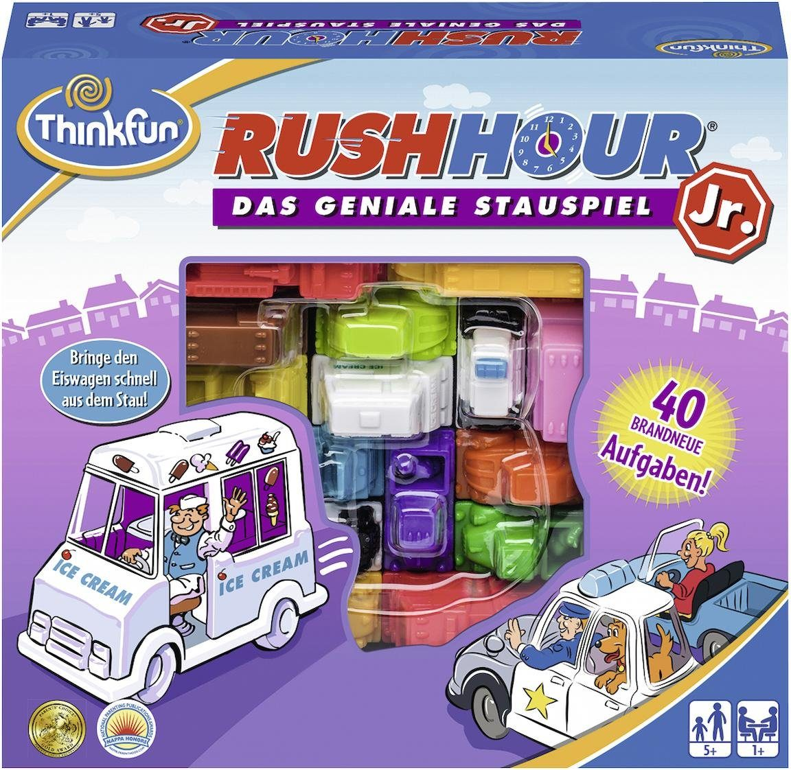 Thinkfun® Logikspiel, »Rush Hour® Junior«
