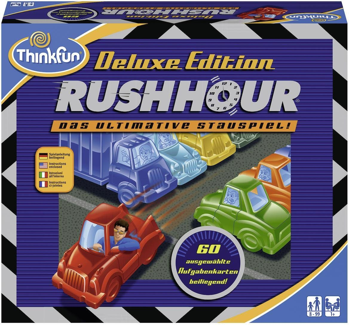 Thinkfun® Logikspiel, »Rush Hour® Deluxe«