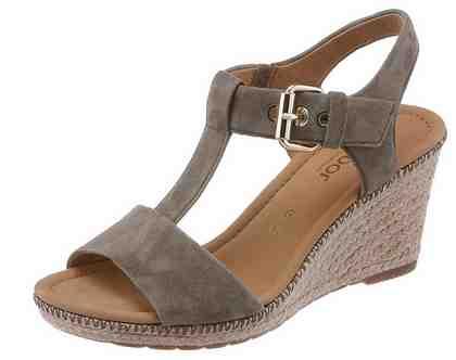 Gabor Sandalette in Schuhweite G (weit)