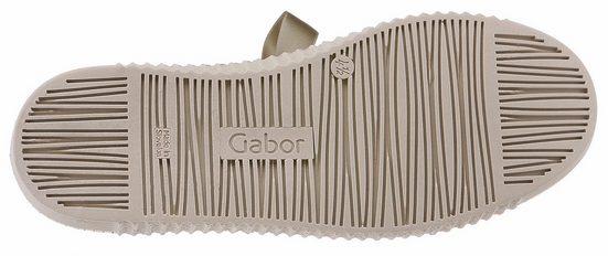 Gabor Schnürschuh, mit markanter Plateausohle