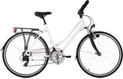 KS Cycling Trekkingrad »Canterbury«, Shimano Kettenschaltung