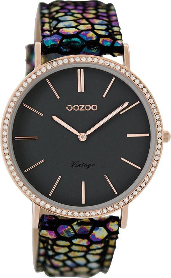 OOZOO Quarzuhr »C8887«