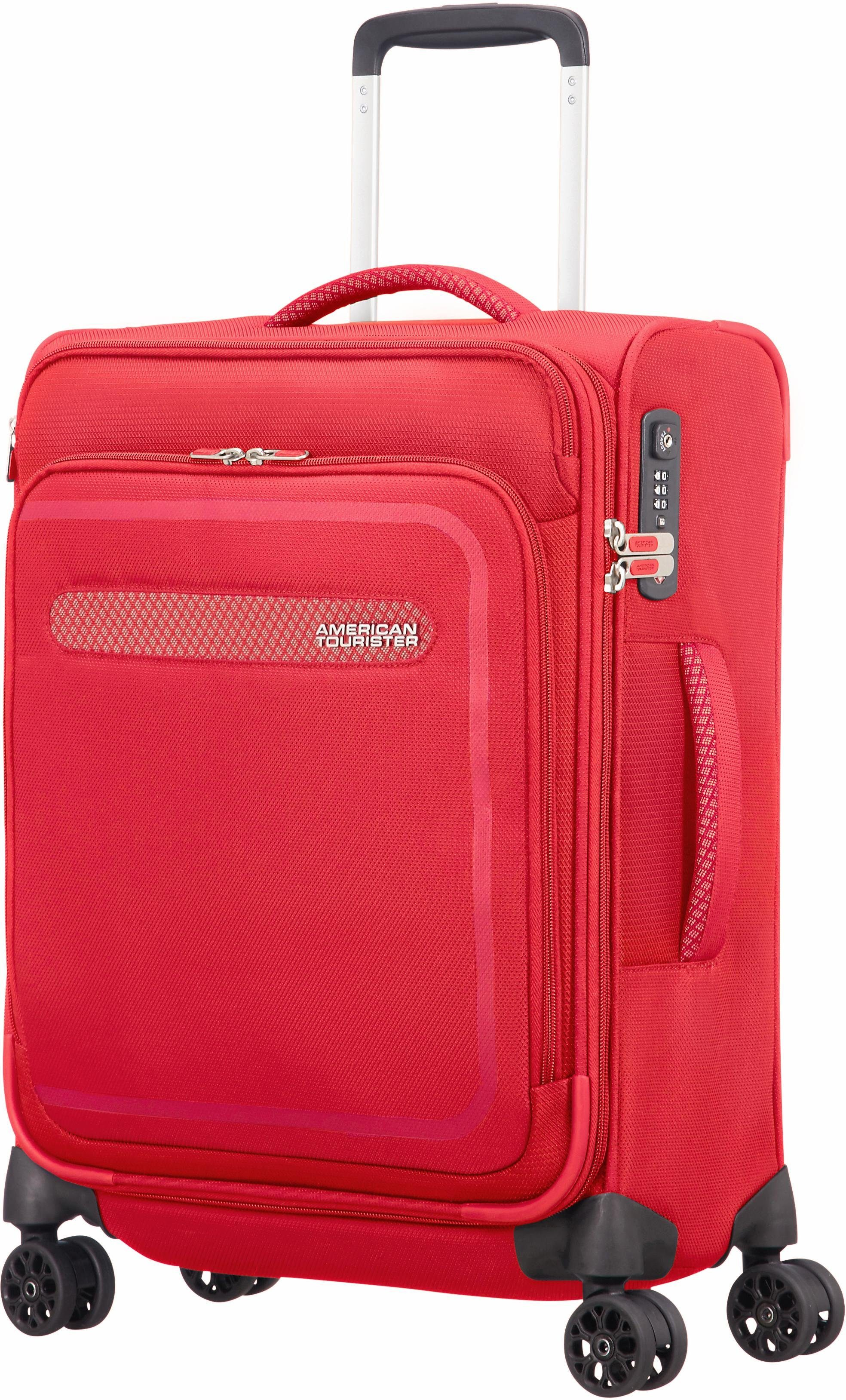 Airbeat 2-Rollen Trolley rot 55 cm American Tourister JqHSsV6