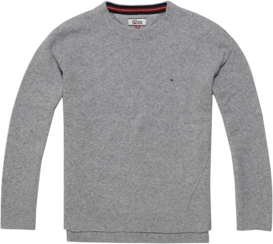 Tommy Jeans Pullover TJW BASIC CN SWEATER L/S 11