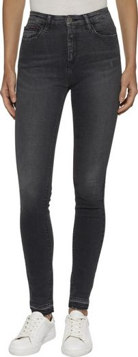 Tommy Jeans Jeans HIGH RISE SKINNY SANTANA DYPOBLST