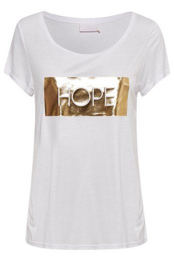 Kaffe T-shirt Folia