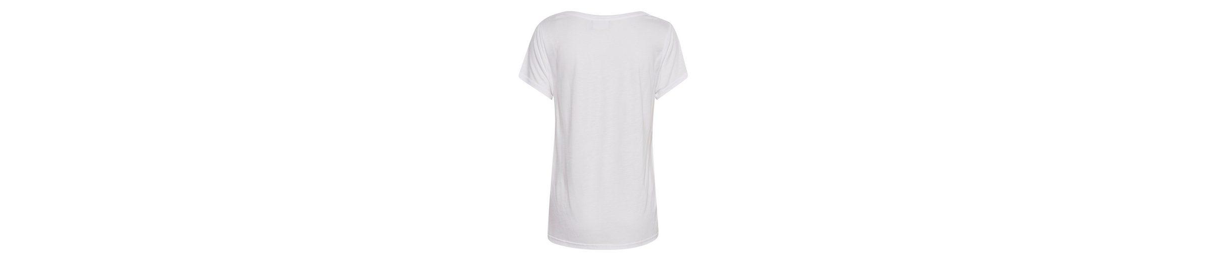 KAFFE T-Shirt Folia Online-Shopping Mit Mastercard Verkauf Günstiger Preis BhzGu
