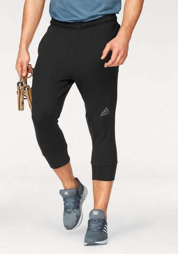 adidas Performance 3/4-Hose »WORKOUT PANT CLIMACOOL 3/4 WOVEN«