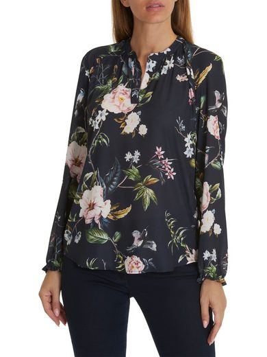 Betty Barclay Blouse Avec Imprimé Floral Allover