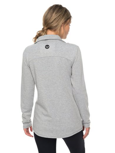 Roxy Funktionelle Zip-Up-Sweatshirt Paradis To Paradise