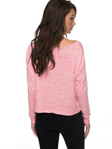 Roxy Oversize Sweatshirt Surfing Spot