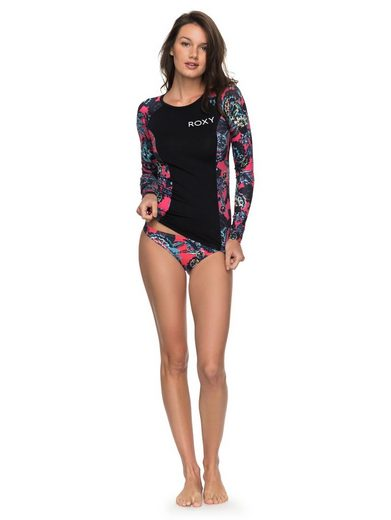 Roxy Langarm UPF 50 Rash Vest ROXY Waves Swim