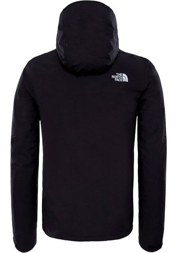 - Herren The North Face Outdoorjacke Mountain Light II Shell Jacket Men schwarz | 00191478132215